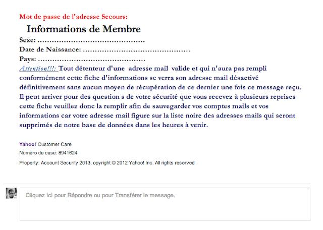 3 conseils pour éviter que votre adresse mail soit piratée., A Unix Mind In A Windows World
