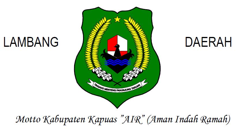Arti Lambang dan Moto Kabupaten Kapuas