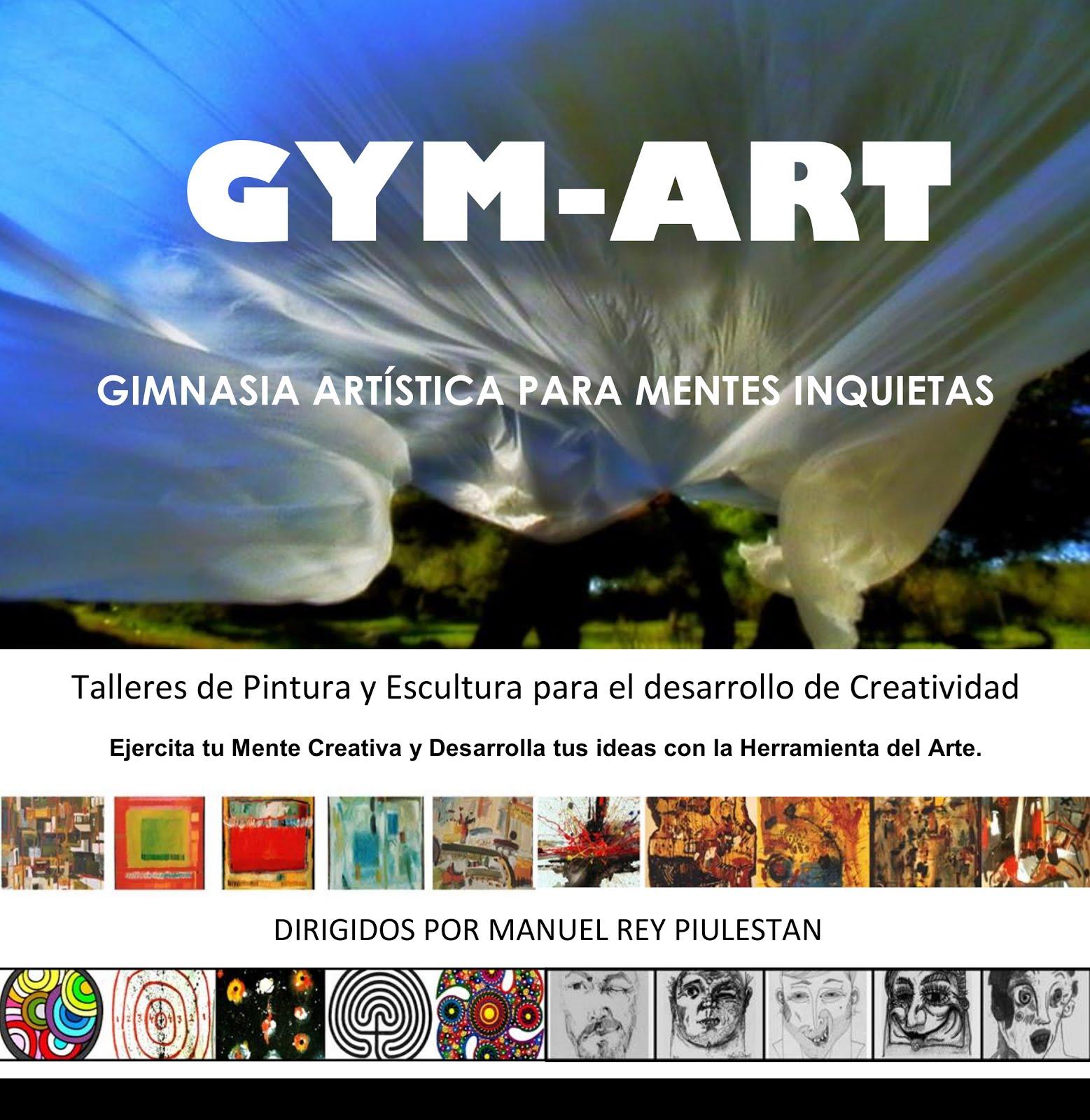 GYM-ART. Gimnasia Artística para Mentes Inquietas.