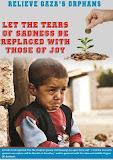 RELEIVE GAZA'S ORPHANS