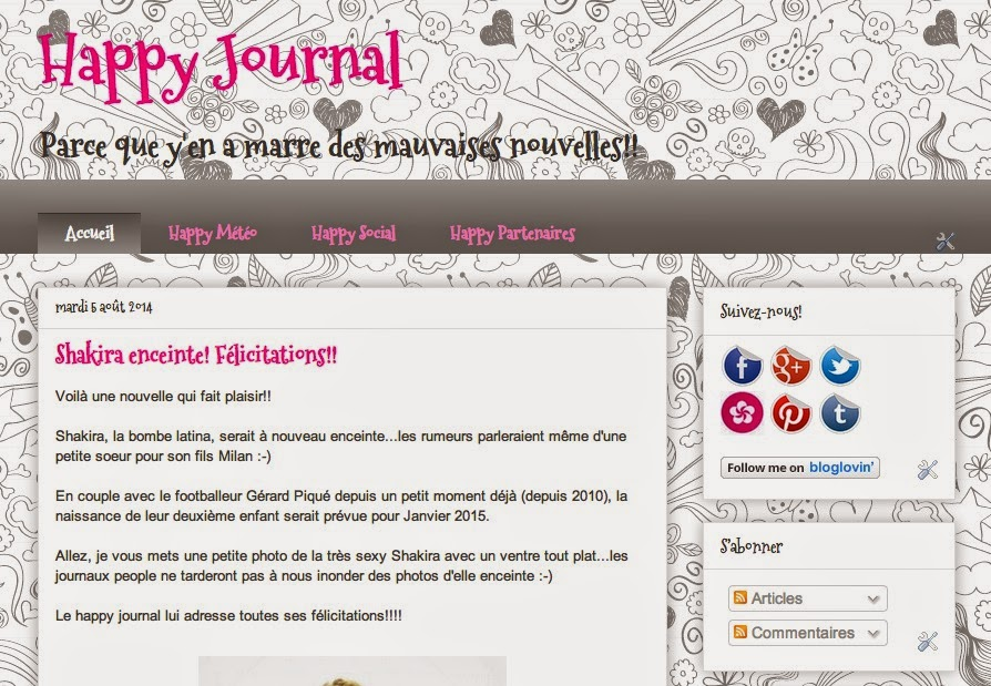 nouveau, look, cristina cordula, happy journal