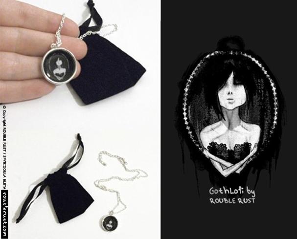 **Giveaway** GothLoli Necklace