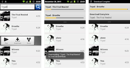 Tunee Music Downloader apk