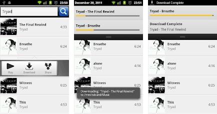 Tunee Music Downloader apk
