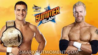 Cash In SummerSlam 2013 World Heavyweight Championship Del Rio Christian Watch Online