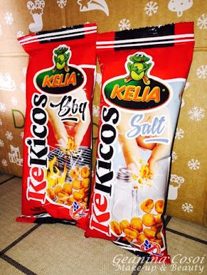 Maiz frito Kelia Degustabox Noviembre 2015