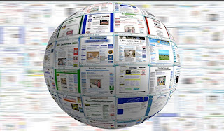 newspaper world image