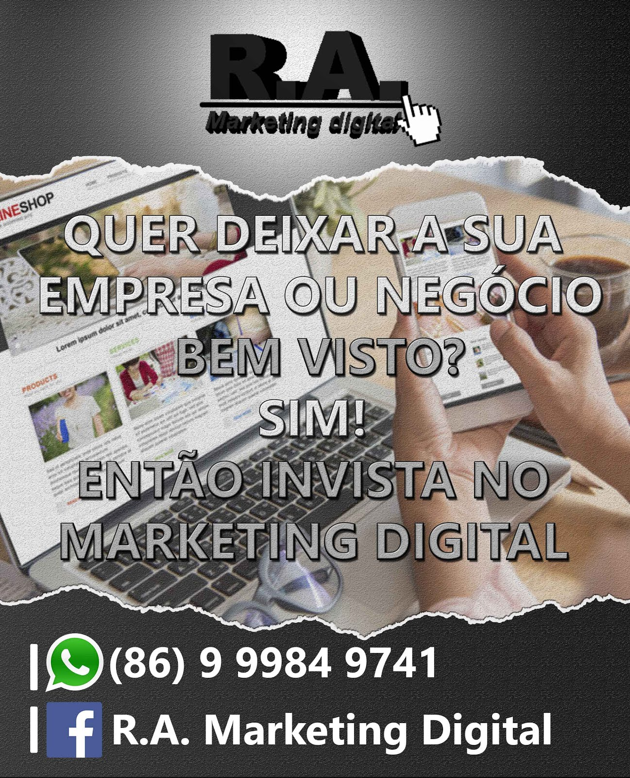 R.A. Marketing Digital