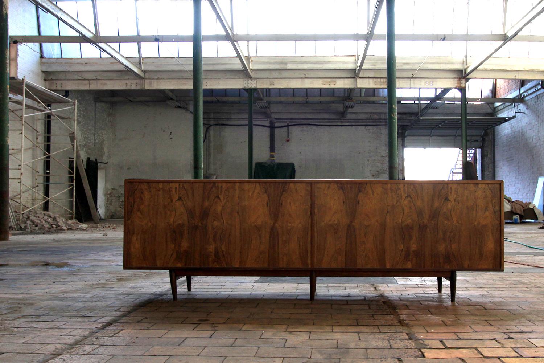 industrieel vintage hout dressoir gent sideboard