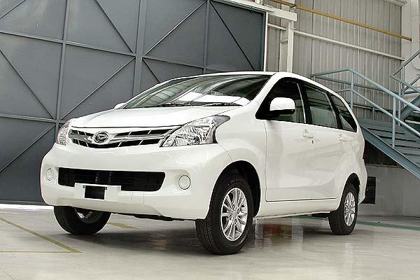 New Daihatsu Xenia 2012