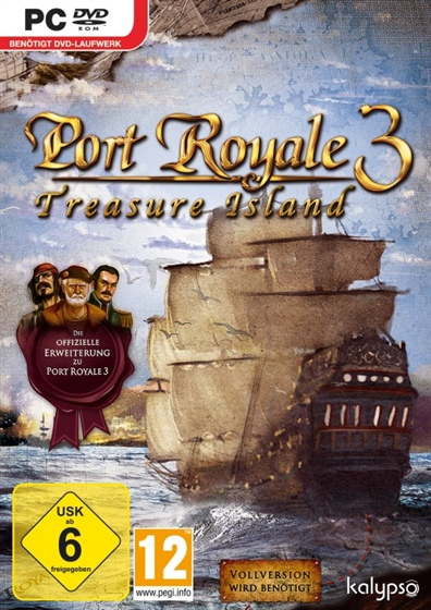 Port Royale 3 Treasure Island PC Full