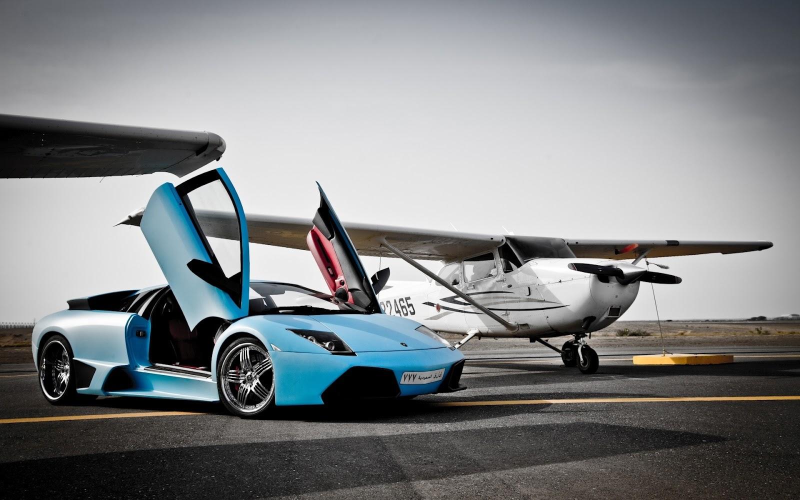 Fondos HD de Carros Deportivos: Lamborghini Murcielago LP640