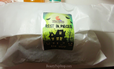 fortune cookie soap rest in pieces bar soap review