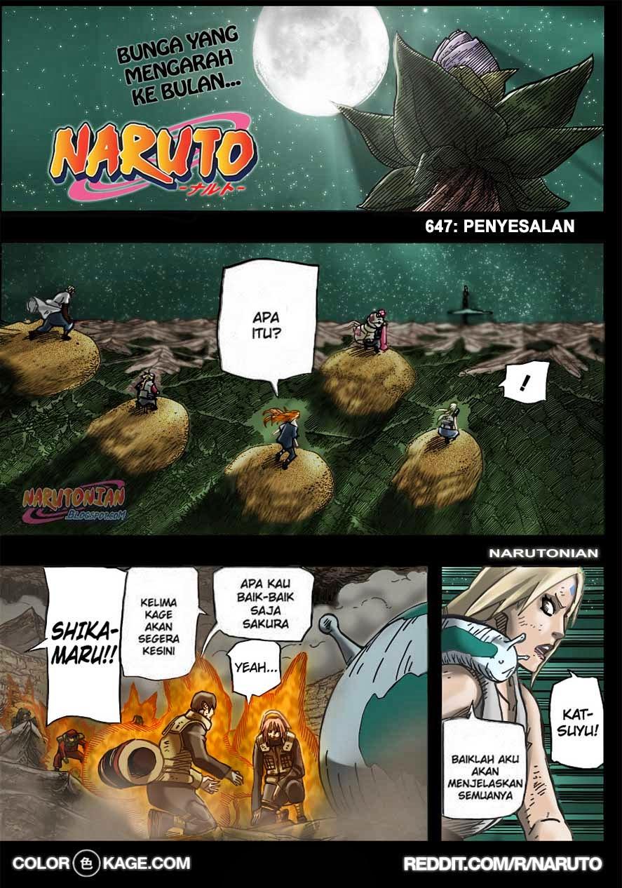 Dilarang COPAS - situs resmi www.mangacanblog.com - Komik naruto berwarna 647 - penyesalan 648 Indonesia naruto berwarna 647 - penyesalan Terbaru 1 Baca Manga Komik Indonesia Mangacan