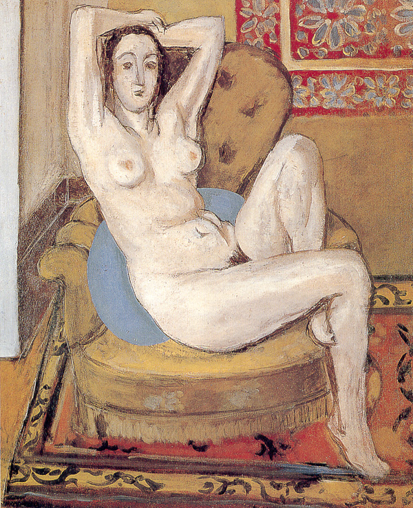 Henri Matisse 1869-1954 | The Models