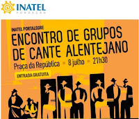 PORTALEGRE: ENCONTRO DE GRUPOS DE CANTE ALENTEJANO