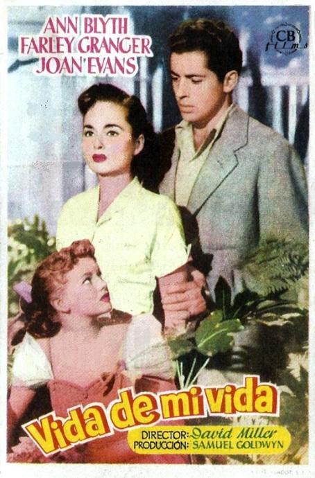 VIDA DE MI VIDA (1950)
