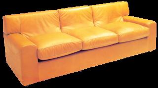 Exposición de sofás