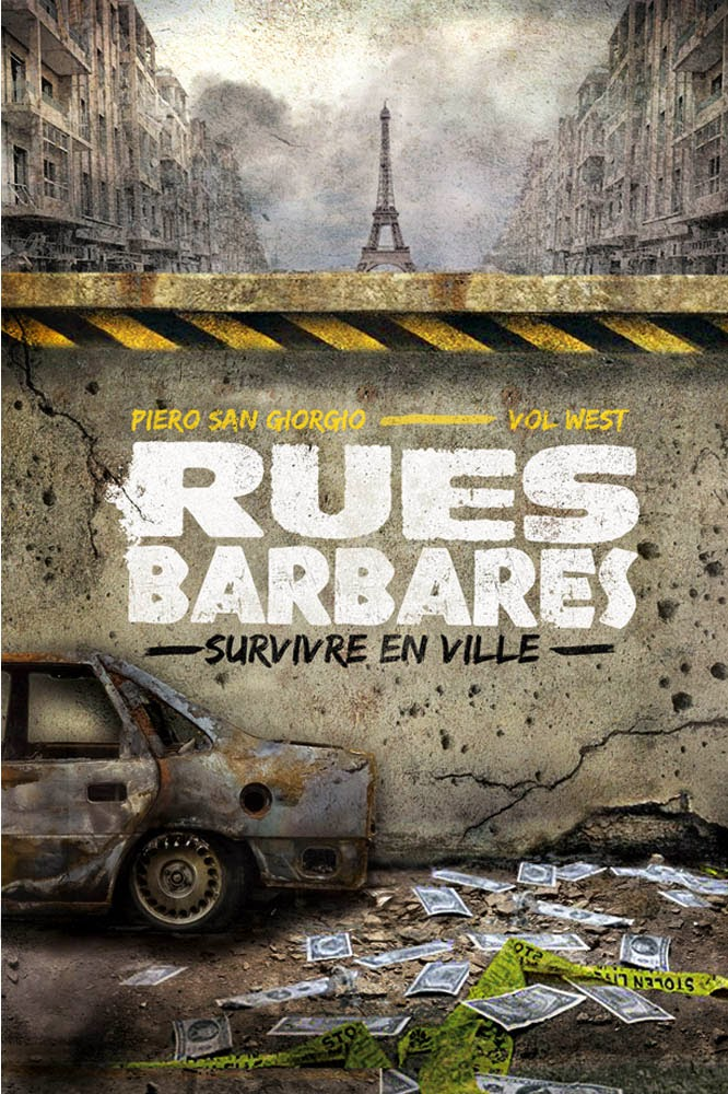 Le livre de Vol West, le survivaliste