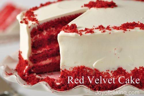 BLaCkCaNtEK.bLoGsPoT.My~: nak red velvet cake