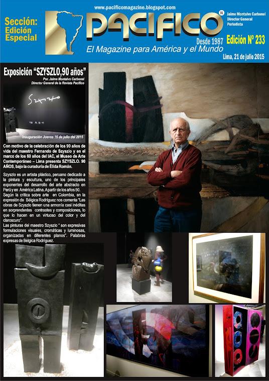 Revista Pacífico Nº 233 Edición Especial
