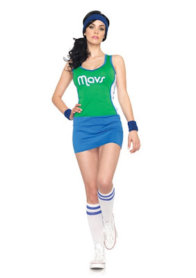 2 PC. Mavericks Dress Costume