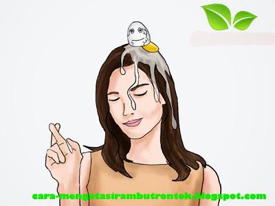 Mengurangi Rambut Rontok
