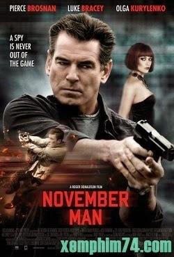 The November Man ...