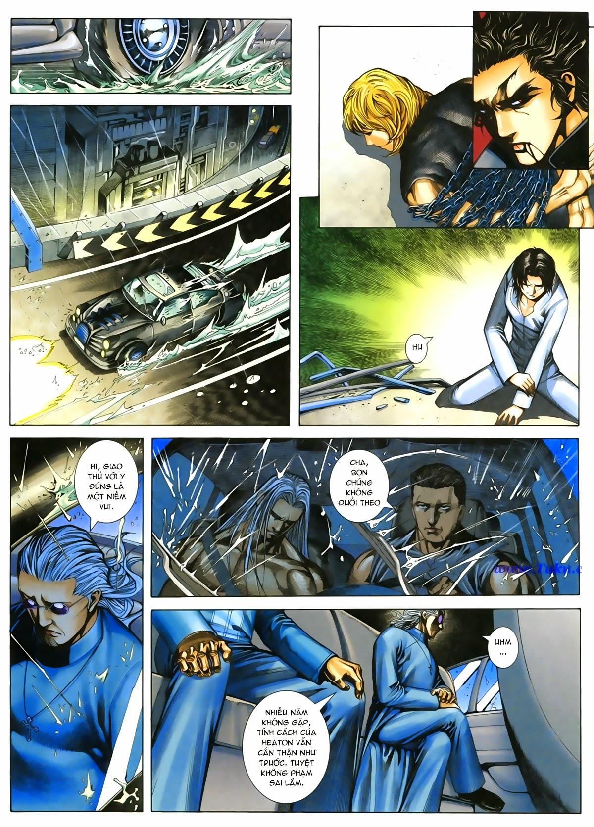 Tuyệt Địa Thiên Hành chap 8 Trang 26 - Mangak.info