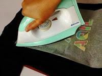 Cara Menggunakan Kertas Teflon sebagai Lapisan HeatPress Sablon Kaos