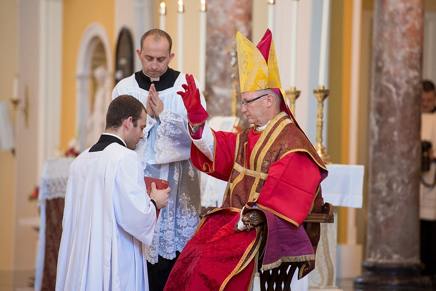 Priestly Fraternity Of Saint Peter Fssp Ordination In