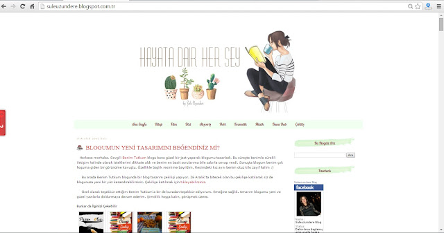 blog tasarım