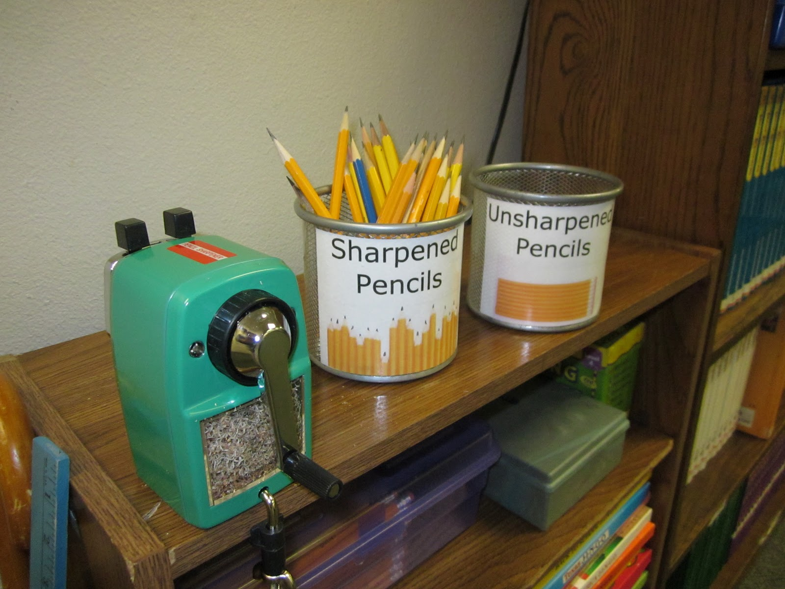 Louise Morgan Pencil Sharpener Giveaway From Classroom