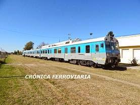 El tren (aunque lento) es el único medio de transporte de pasajeros de viajar seguro