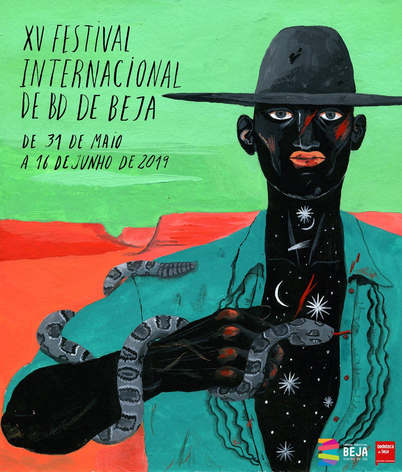 XV FESTIVAL DE BD DE BEJA