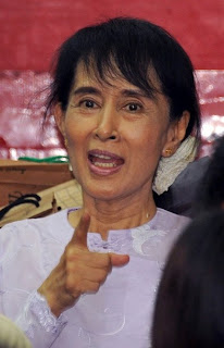 >Questions for Aung San Suu Kyi – RFA Program – April 15th 2011
