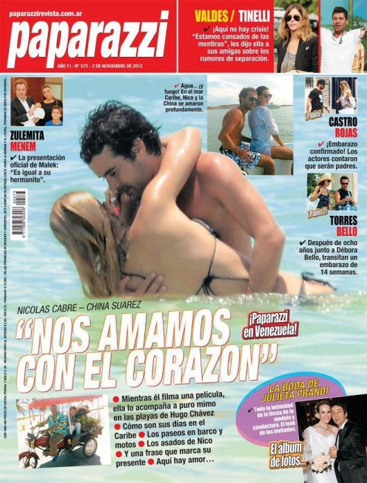 Euge Suarez Cba Mas Fotos De Euge Y Nico En Venezuela Revista