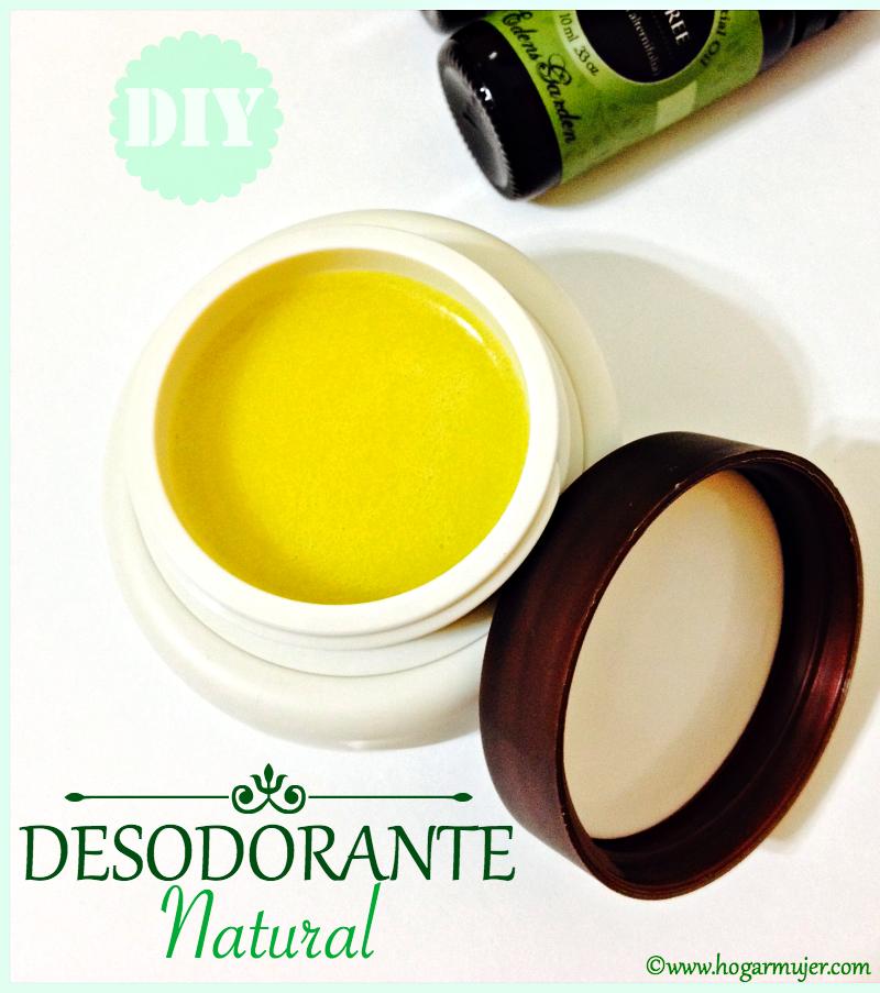 Como hacer un desodorante natural en casa blogs de - Como hacer un ambientador natural para la casa ...