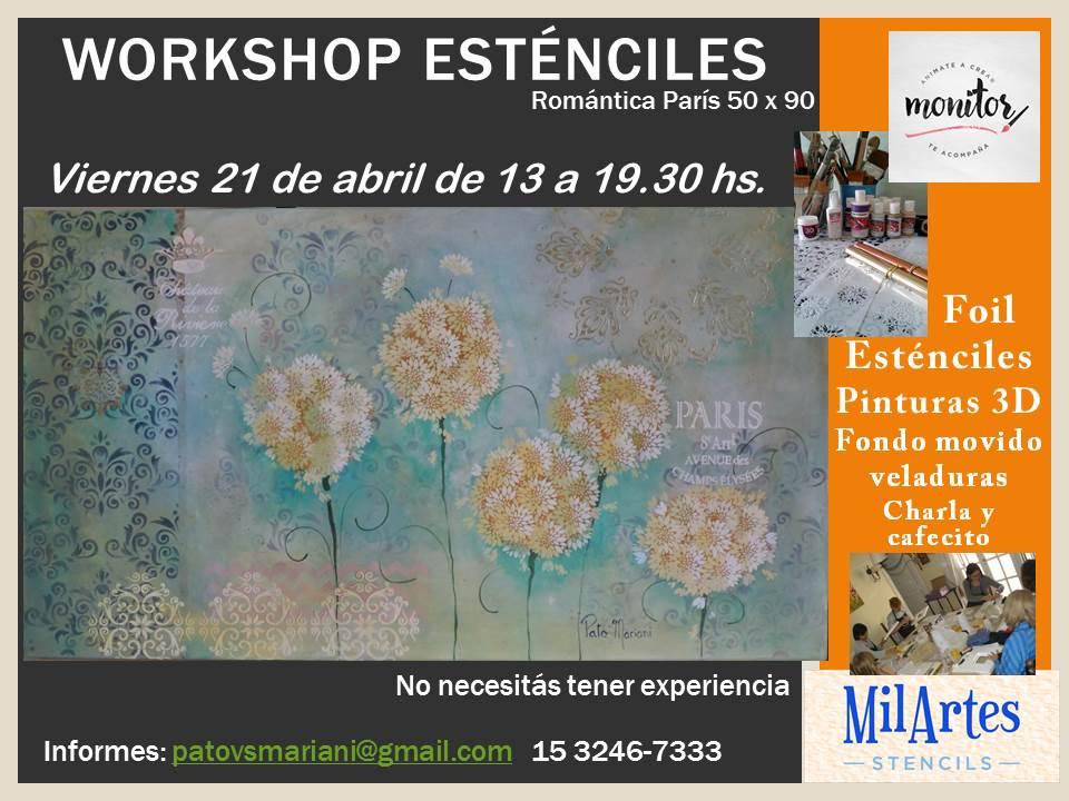 Seminario próximo viernes 21 de abril