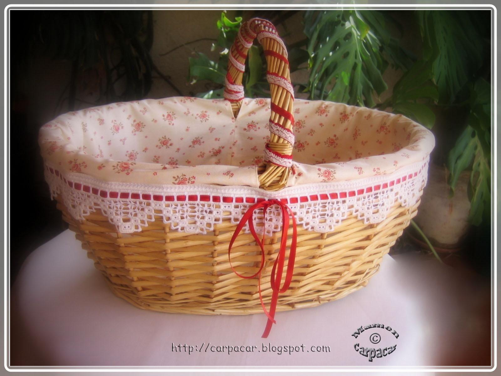Maria enredos cestas de mimbre - Cestos de minbre ...