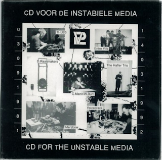 V/A-CD VOOR DE INSTABIELE MEDIA-CD FOR THE UNSTABLE MEDIA, CD, 1992, VARIOUS