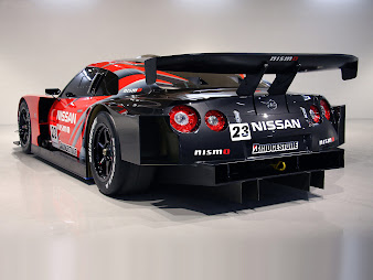 #3 Nissan Wallpaper