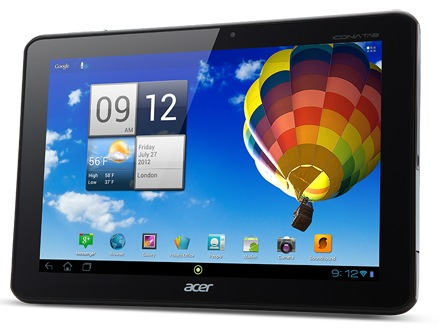 Acer Iconia Tab A510 & Acer Iconia Tab A511