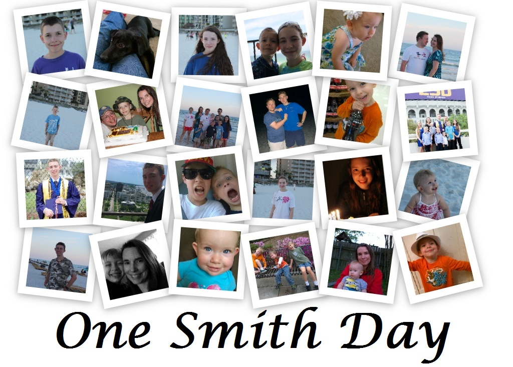 One Smith Day