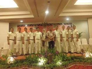 MUSYAWARAH NASIONAL VI PURNA PASKIBRAKA INDONESIA
