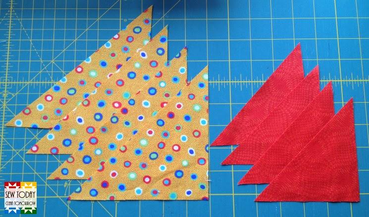 Border Triangles