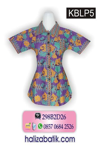085706842526 INDOSAT, Batik Modern Online, Batik Murah, Motif Batik, KBLP5, http://grosirbatik-pekalongan.com/blus-kblp5/