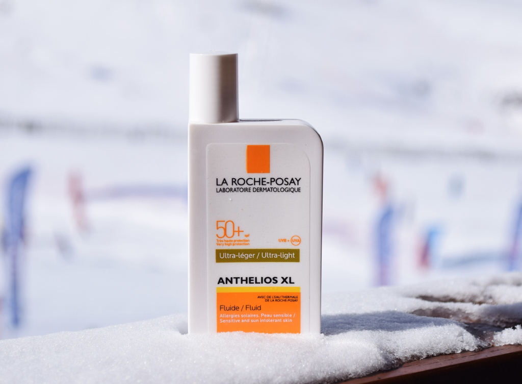 La Roche-Posay Anthelios XL SPF 50+ Fluid Review