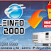 Teleinfo 2000 - Projetor Nec VE282B DLP 2800