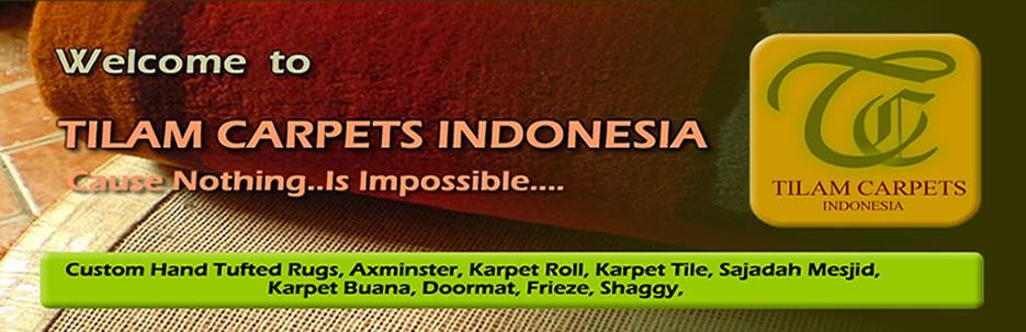 Tilam Karpet Indonesia